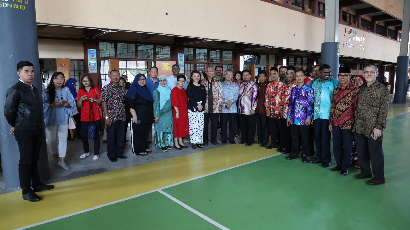 6.7.2019 Program The 6th Annual English Language Camp 2019 di Sek Jen Keb Cina Ijok